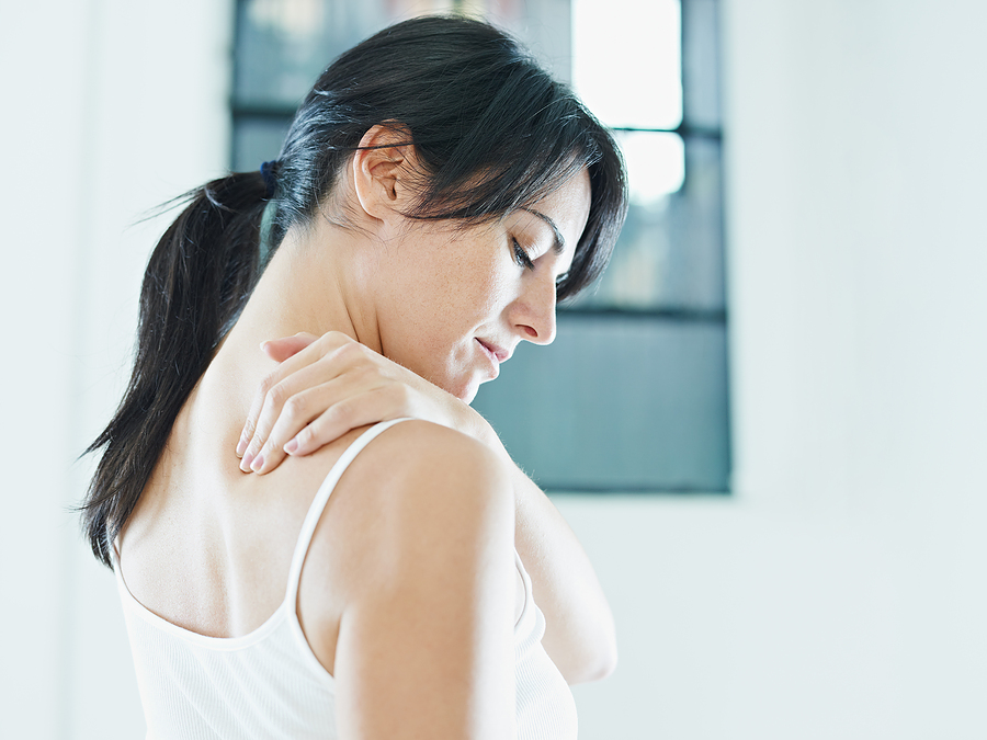 neck pain relief in Kitanning